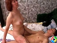 bedroom pleasures of older hooker